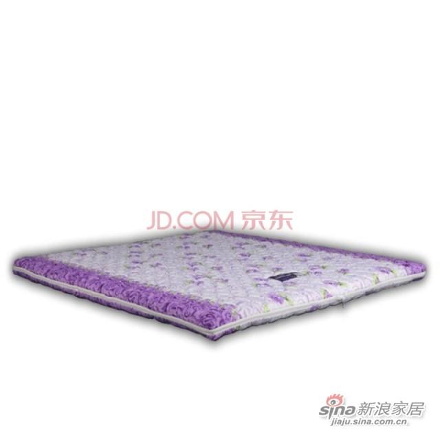 强力床垫―拆装式软棕垫 单人-0