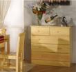 艾森木业名松屋全实木斗柜