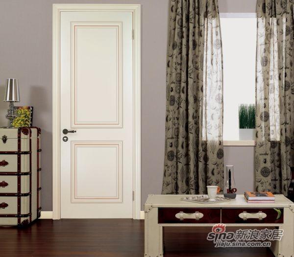 TATA油漆门 室内门 -1