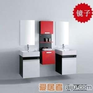 法恩莎PVC浴室柜FPG4682镜子(450*700mm)1