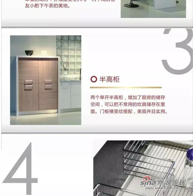 德意丽博橱柜 整体厨房橱柜 定制橱柜-5