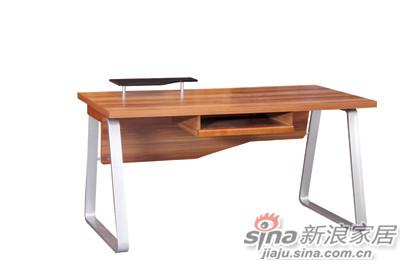 风尚红李XT-1602A写字台-0