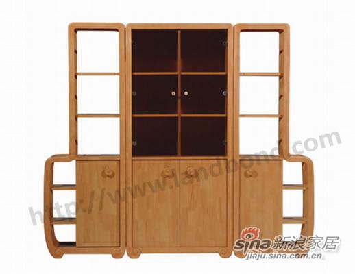 家家具K07502DJ书柜中柜