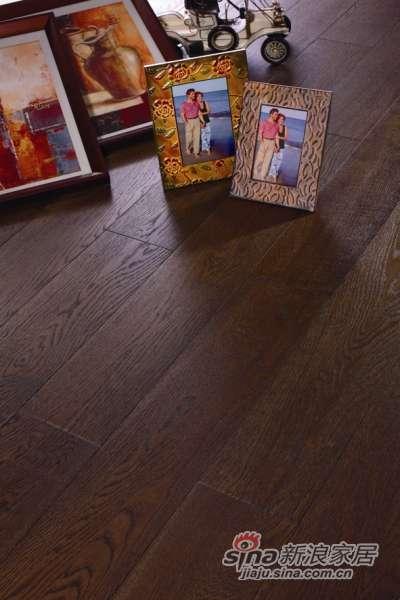 富得利实木地板(欧洲橡木)秋之圆舞FA-0135-E 3#-0
