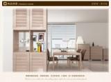 索菲亚衣柜-定制客厅柜 A款玄关柜 欧式入户柜隔断门厅柜