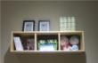 ABC实木儿童家具C015B 2层架