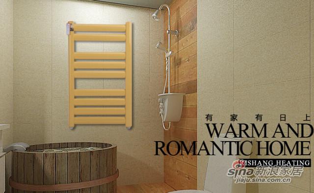 日上暖气片卫浴背篓钢制系列型号:1033-2