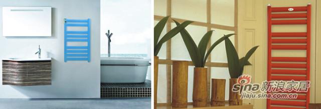 日上暖气片卫浴背篓钢制系列型号:1033-3