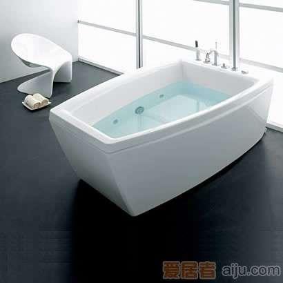 英皇亚克力按摩浴缸ZI-381