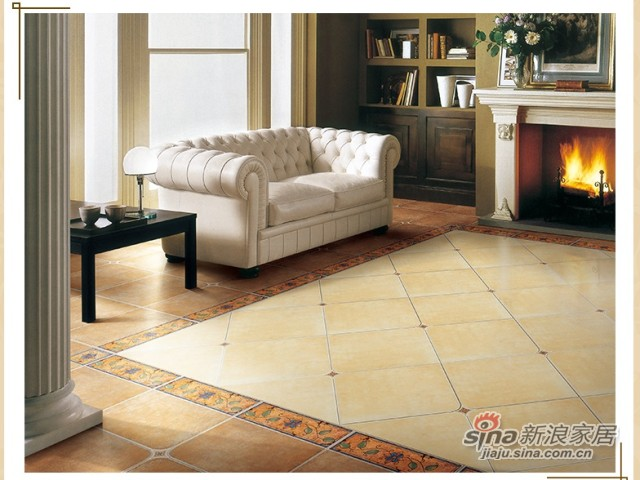 金意陶瓷砖印象歌德仿古砖-0