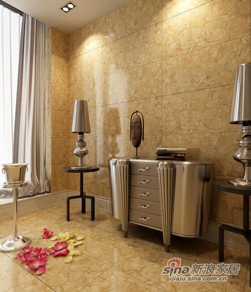 兴辉瓷砖伊朗珍珠米黄