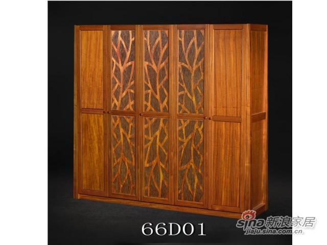 嘉豪何室66D01 衣柜