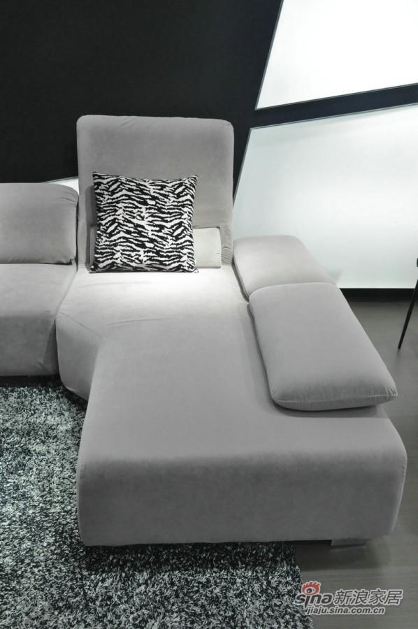 布兰卡沙发右扶休闲-1