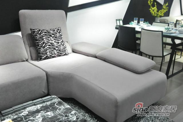 布兰卡沙发右扶休闲-2