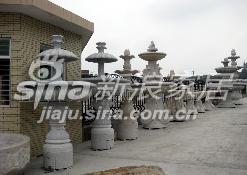 狮王石业喷泉