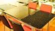 英之朗1068餐桌(黑)