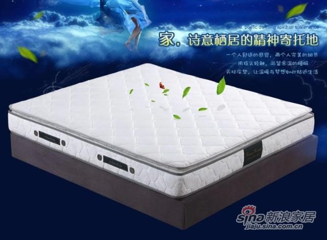 天坛记忆棉床垫