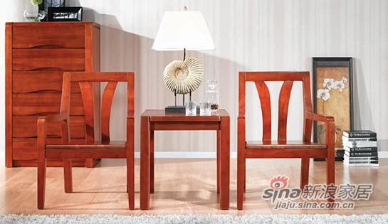 木韵尚品H012休闲几/休闲椅