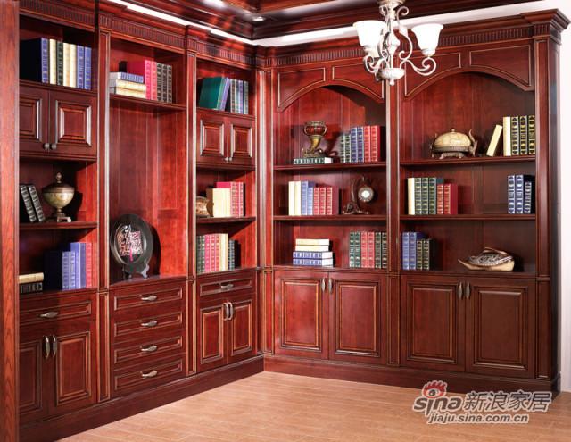 普瑞卡哥伦比亚书柜