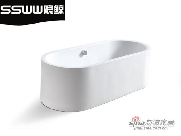 浪鲸浴缸M701