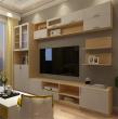 现代素雅组合电视柜
