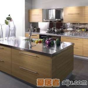 珊嘉橱柜实木面板橡木经典(不含台面)