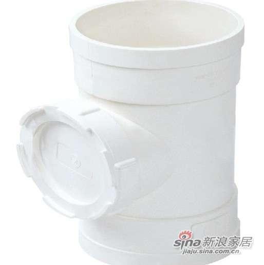 世丰PVC―U立管检查口-0
