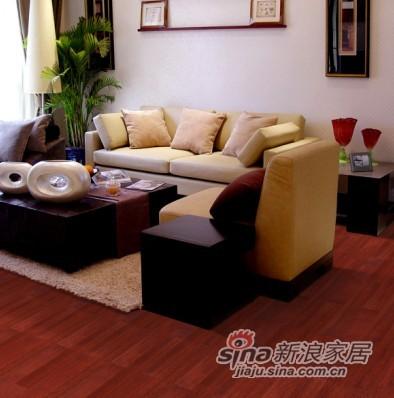 大卫地板经典实木系列-东南亚悠然(印茄木)