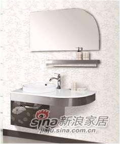 劳达斯浴室柜BC104B-0