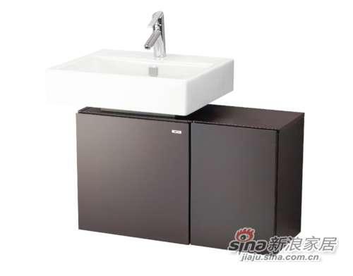 TOTO洗脸化妆台LDDW850RW-0