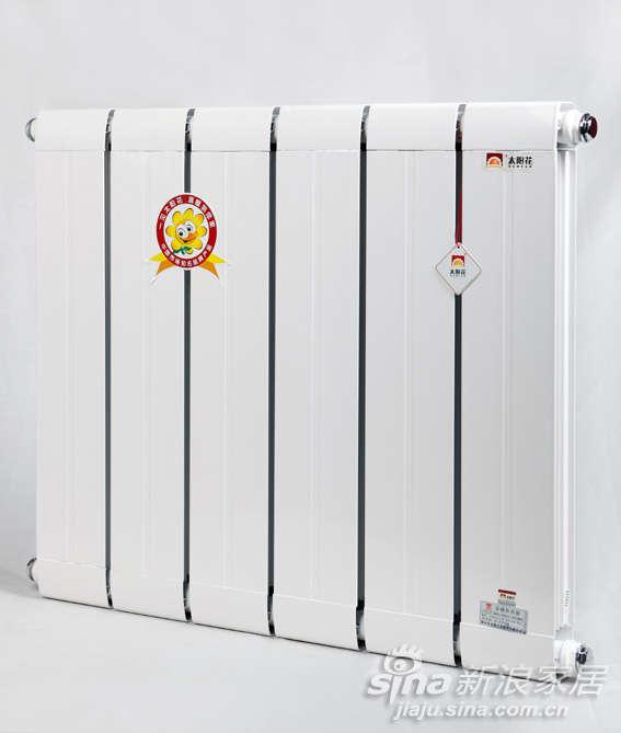 太阳花散热器铜铝复合系列铜惠300-115NTL-0