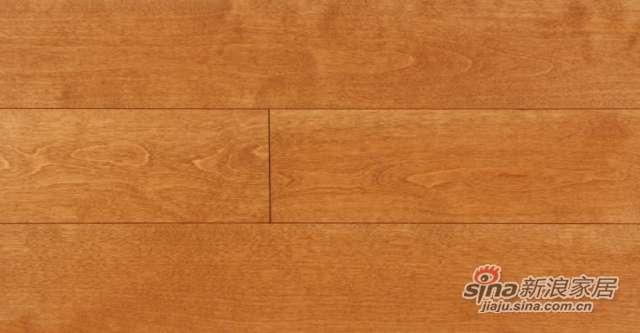 大卫地板经典实木-欧洲艺术系列S50LG01欧洲枫桦(绒毛色)-0