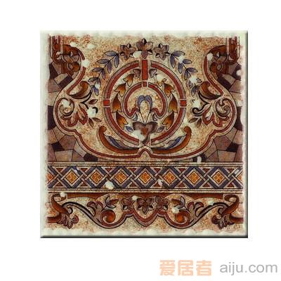 嘉俊-艺术质感瓷片-城市古堡系列-DD1502AW2-(150*150MM)1