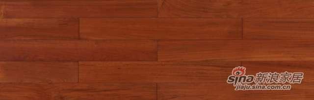 大卫地板3G实木系列3GS27LG01柚木-0