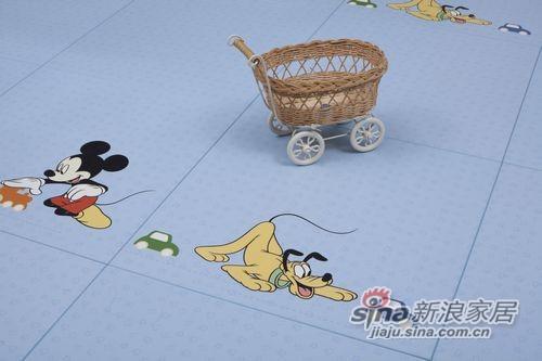傲胜地板 迪士尼系列