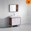 法恩莎实木浴室柜-FP4683面盆(810*445*120MM)