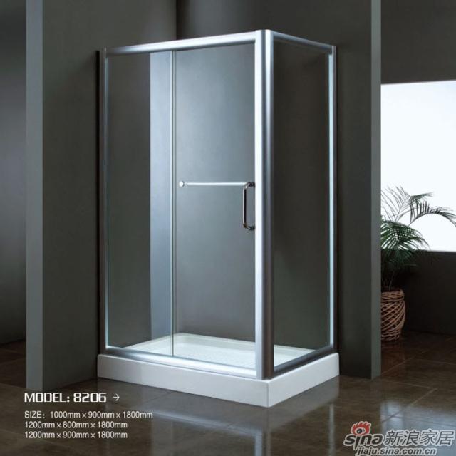 8206淋浴房軒尼斯门窗