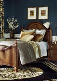 美克美家新传统柱式床