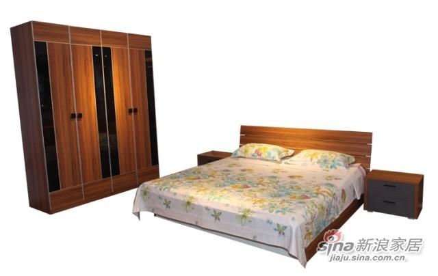 迈格家具 卧房四件套