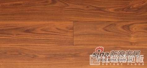 红檀�U地板檀香印象-金刚柚木HS-PY20-0