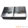 GORLDE优质不锈钢水槽/洗菜池SR系列SR10(双方盆)