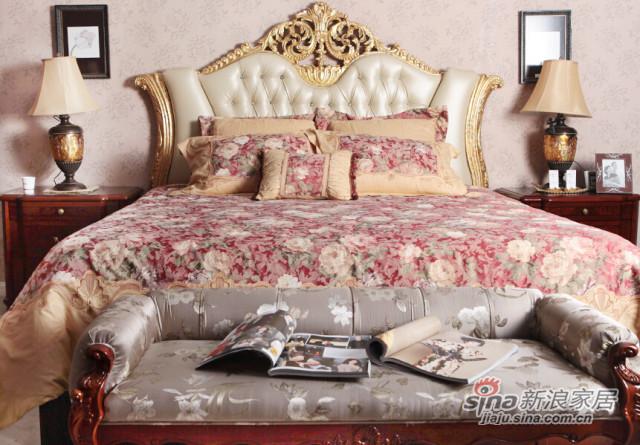 标致-拉菲丽舍系列卧室床