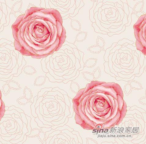 和氏壁纸雏菊27136-1-0