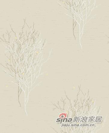 欣旺壁纸cosmo系列银杏CM4244A-0