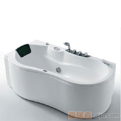 法恩莎按摩浴缸FC104(1700*880*650mm)1