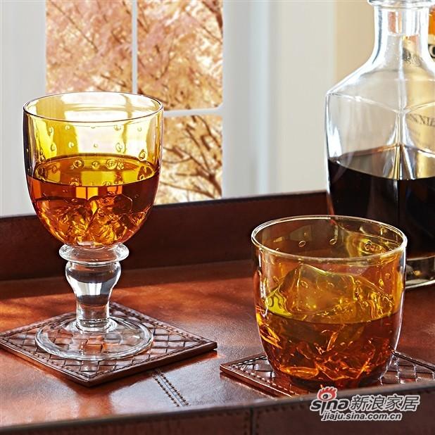 Casa 高脚气泡玻璃杯