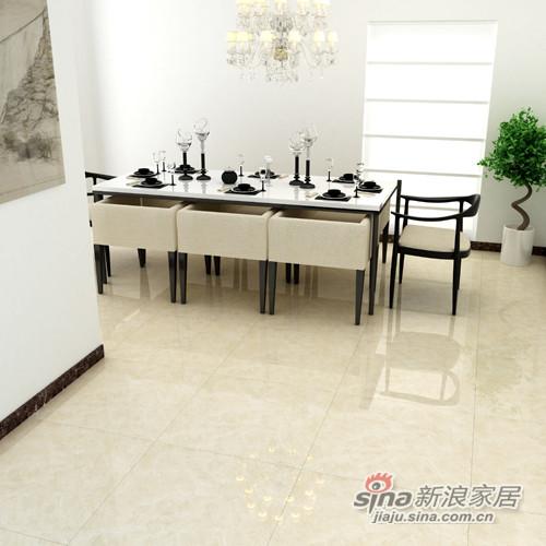 兴辉瓷砖金刚釉2代:世纪米黄1SG801003F
