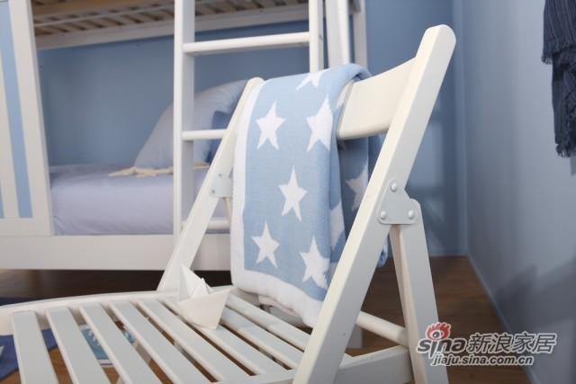 哥伦比尼儿童家具凯特系列双床房-3