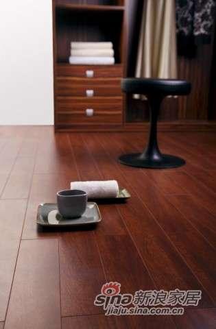 菲林格尔强化地板-巴西柚木M系列