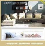 北京沃德家居大气羽绒沙发